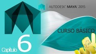 Autodesk Maya 2015, Tutorial set menu y mascaras de seleccion, Curso básico español, cap 6