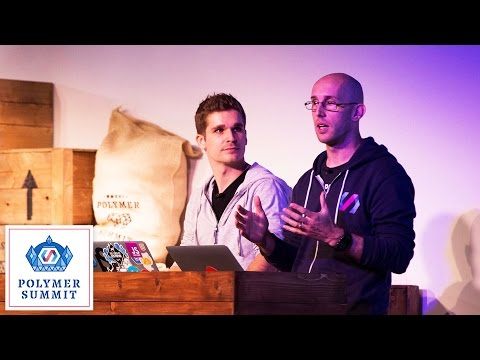 Flip Switch: Live Code Session - Supercharged (Polymer Summit 2016)