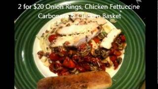 Dining in Dallas Fort Worth area - Applebee