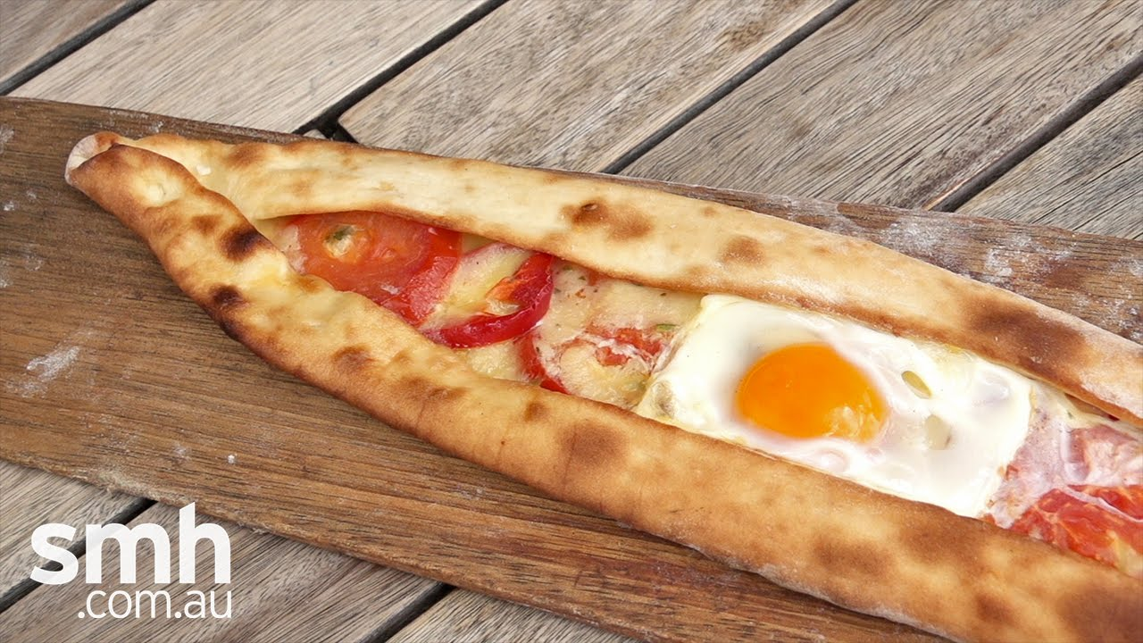 How to make Turkish pide at home