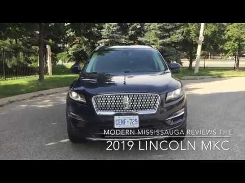Lincoln's 2019 MKC - A new face on the same luxurious space