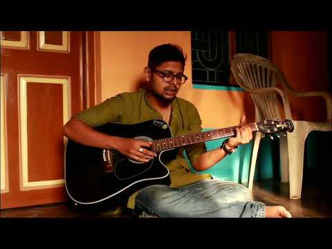 A humnava unplugged    guitar cover    easy cord progression    bollywood song   