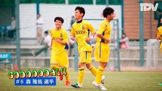 2016徳島県高校総体に挑む 池田高校サッカー部