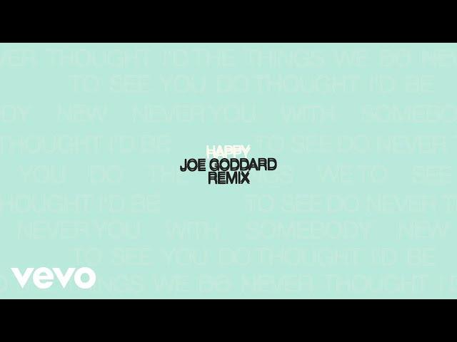 Oh Wonder - Happy (Joe Goddard Remix)