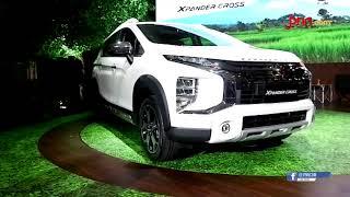 Simak 6 Perbedaan Mitsubishi Xpander Cross dengan Varian Standar - JPNN.com