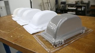 MakerBot Learning | Post Processing: Vacuum Forming