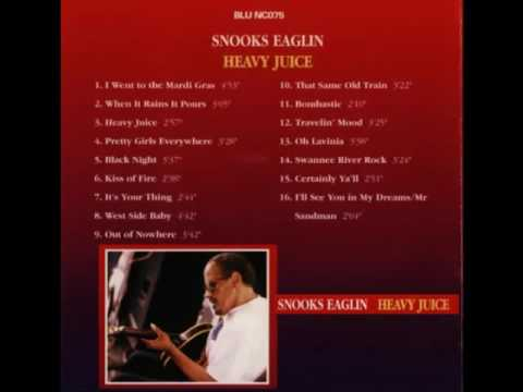 Snooks Eaglin - Heavy Juice (Full Album)