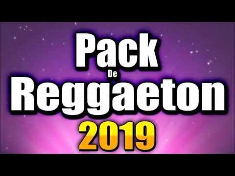 PACK DE REGGAETON 2019 EDITADO CON BASE Y BPM PARA DJ Vol. 1