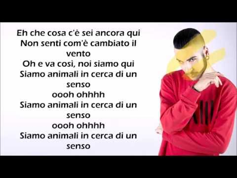 MADH - In Cerca Di Un Senso (Lyric Video)