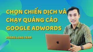 Kiếm tiền với Affiliate Marketing Accesstrade || Chọn chiến dịch và chạy quảng cáo Google Adwords
