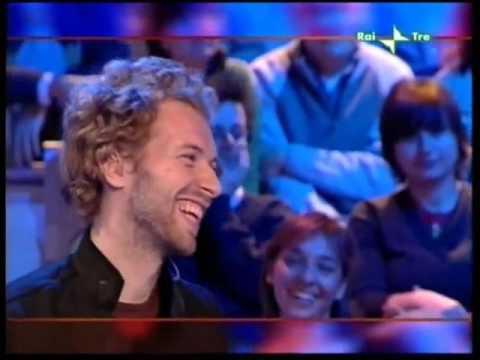 Coldplay @ Che Tempo Che Fa 2005