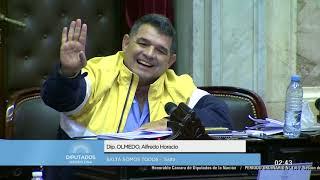 Diputado Olmedo Alfredo Horacio - Sesión 21-03-2018 - PL