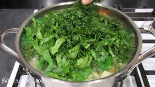 Вкусненький СУП для всей семьи! Готовить проще простого (рецепты супа на каждый день)