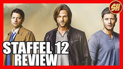 SUPERNATURAL STAFFEL 12 REVIEW DEUTSCH | Serienheld