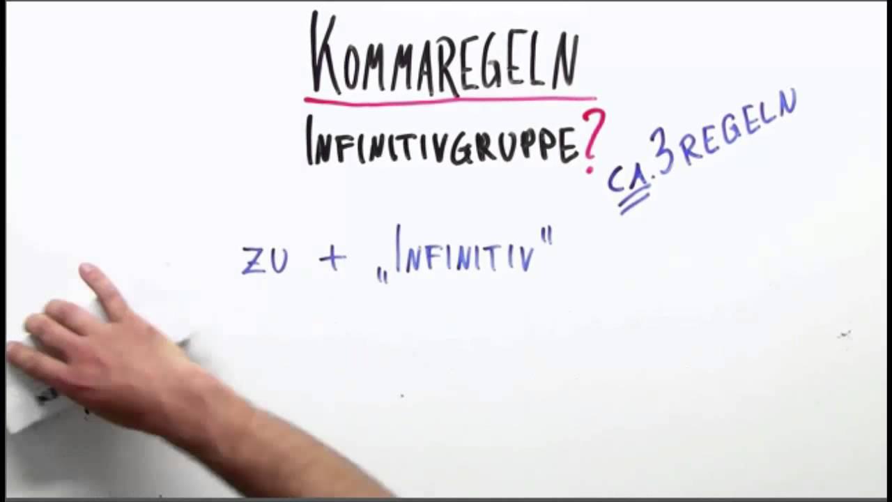 Kennenlernen infinitiv mit zu
