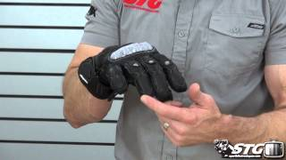 AGV Sport Willow Full Gauntlet Riding Glove Review from Sportbiketrackgear.com