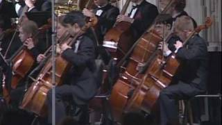 cyso at midwest clinic 2005 sibelius symphony no 5 mvt 2