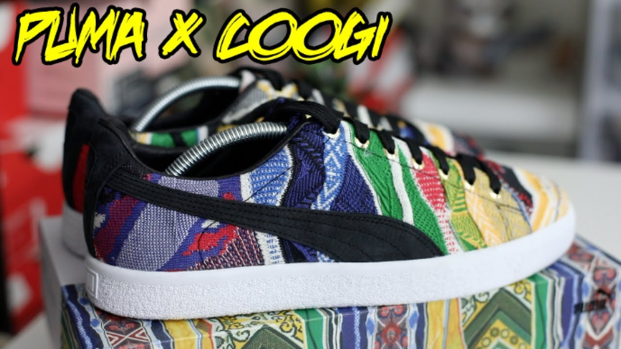 brand new 9bfd6 1a885 PUMA x COOGI CLYDE REVIEW + ON FEET!!!