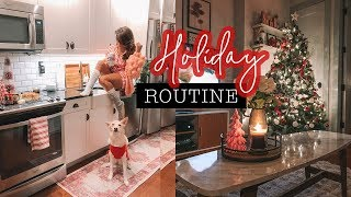 COZY Holiday Evening Routine 2018