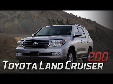 Toyota Land Cruiser 200 -  Много ли проедет за 500 рублей?