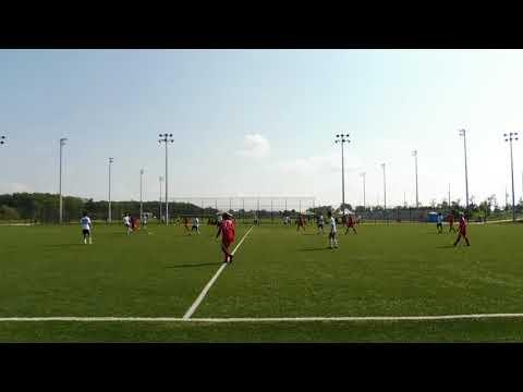 League Cup final 20aug17. Dixie 1 Oakville 1 (2-4 penalties) part 3