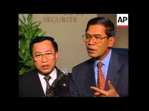 UN: CAMBODIA TO PERMIT UN TO OBSERVE NEXT YEAR'S ELECTIONS