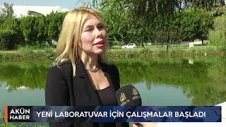 AKDENİZ ÜNİVERSİTESİ REKTÖRÜ PROF. DR. ÖZLENEN ÖZKAN AKÜN TVDE
