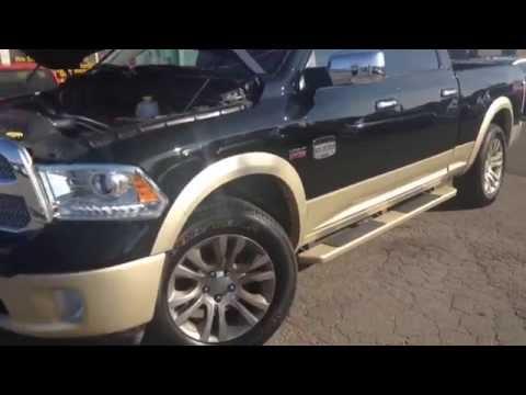 2014 Dodge Ram 1500 Longhorn Review | Georgetown KIA