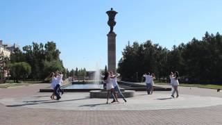 Съемки презентационного клипа в Барнауле
