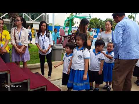Kids Joined Recognition And Graduation At CIA International School 28 June 2016 Phnom Penh