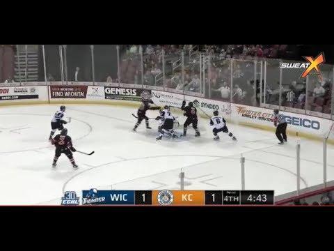 SweatX ECHL Filthy Plays of the Week - Nov. 13-19, 2017
