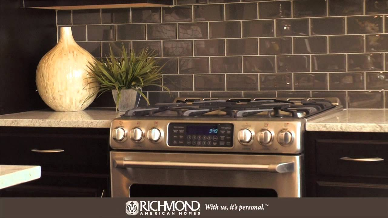 The Whitman Floor Plan By Richmond American Homes YouTube