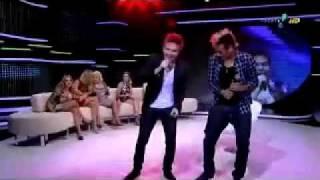 Michel Teló e Neymar Dance