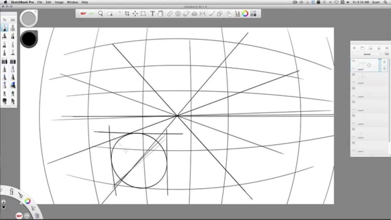 How to create grid in sketchbook pro - How To Create Grid In Sketchbook Pro 0