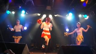 2013/6/4 目黒 ライブステーションにて.