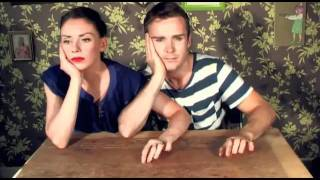 YouTube - We No Speak Americano Clap Dance Beat - AMAZING TALENT.flv