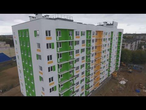(0+) ЖК «Зеленый берег LIFE» в Дзержинске