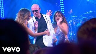 Скачать Pitbull Rain Over Me Live On The Honda Stage At The IHeartRadio Theater LA