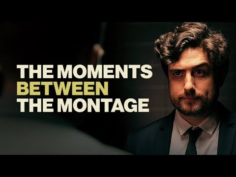 THE MOMENTS BETWEEN THE MONTAGE | Chris & Jack