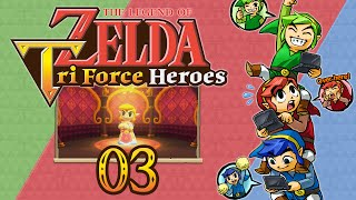 Zelda: Tri Force Heroes #3 - La robe me va si bien