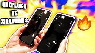 ONEPLUS 6 Vs XIOAMI MI8 🔥 - Which Phone Should You Buy? - My Opinion [HINDI-हिंदी]