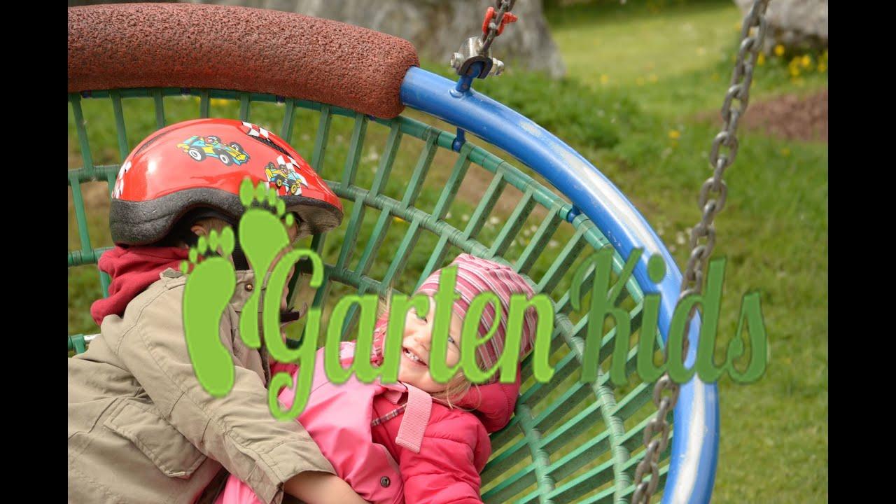 Nestschaukel   Garten-Kids.com - YouTube