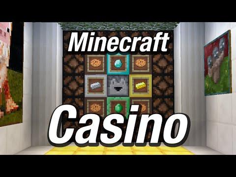 Minecraft simple casino games