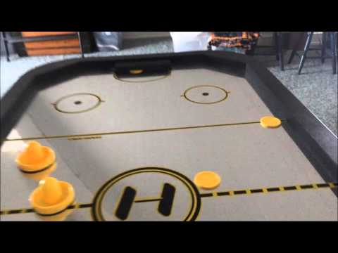 Harvard Air Hockey 2