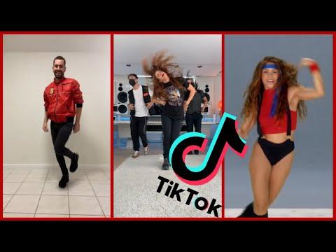 Black Eyed Peas Shakira GIRL LIKE ME Tik Tok Dance Challenge Compilation