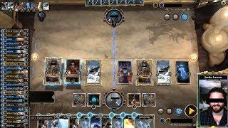 An Insane Control VS Control Game (feat. Taleteller) | Elder Scrolls Legends