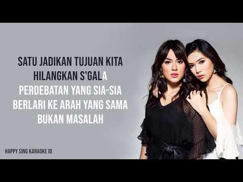Anganku Anganmu - Raisa & Isyana Sarasvati (Karaoke)