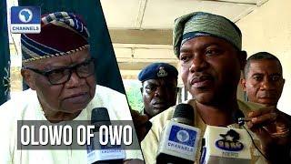 Kingmakers Approve Ajibade As Olowo-elect Of Owo Kingdom