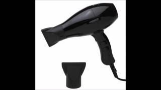 Elchim Usa Healthy Ionic Dryer Black Ea