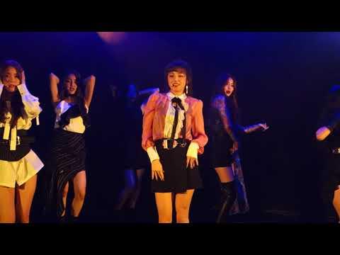 [FANCAM] 180805 (G)I-DLE Performs MAZE @ (Le) Poisson Rouge [KPOP United Vol. 3]